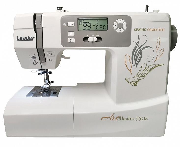 швейная машина leader artmaster 550e
